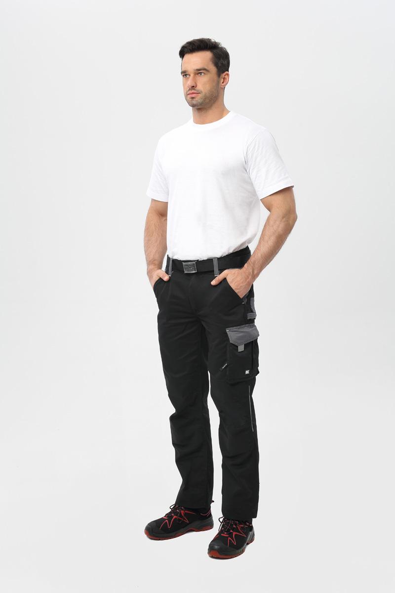 37368fd87f Spodnie robocze do pasa GWB - sklep ROBART BHP