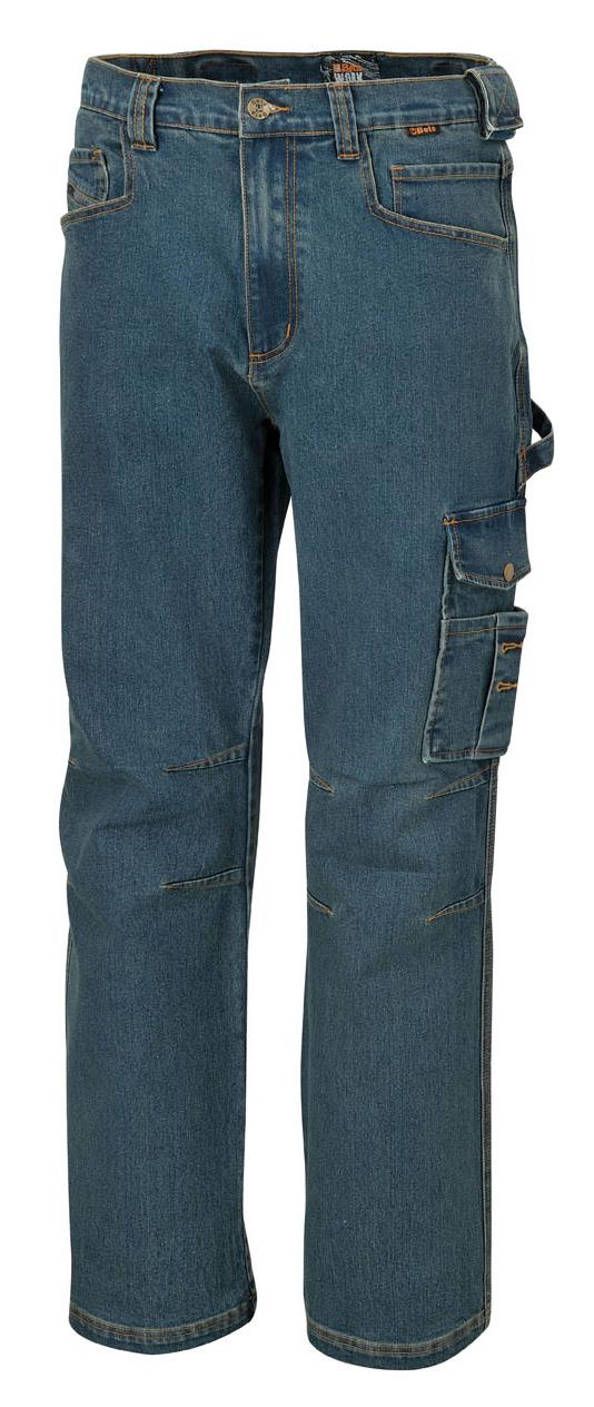 Spodnie robocze dżinsowe, jeans BETA 7525 sklep ROBART BHP