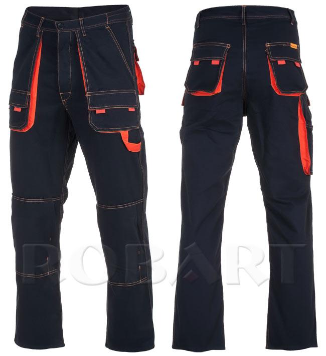 Spodnie robocze POLSTAR BRIXTON SPARK sklep ROBART BHP